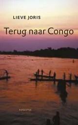 Omslag Terug naar Congo - Lieve Joris