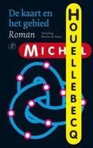 Omslag De kaart en het gebied - Michel Houellebecq