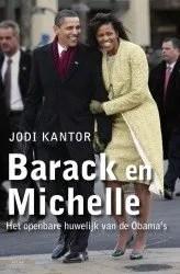Omslag Barack en Michelle - Kantor, Jodi