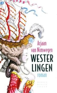 Omslag Westerlingen - Arjaan van Nimwegen