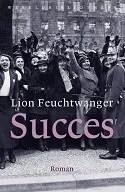 Omslag Succes - Lion Feuchtwanger