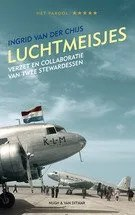 Omslag Luchtmeisjes  -  Ingrid van der Chijs