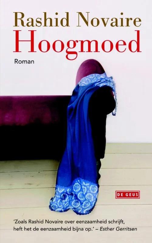 Omslag Hoogmoed  -  Rashid Novaire