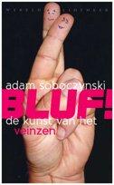Omslag Bluf! De kunst van het veinzen - Adam Soboczynsky