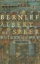 Omslag Albert Speer, de ruïnebouwer  -  Bernlef