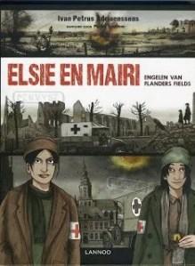 Omslag Elsie en Mairi  -  Ivan Petrus Adriaenssens