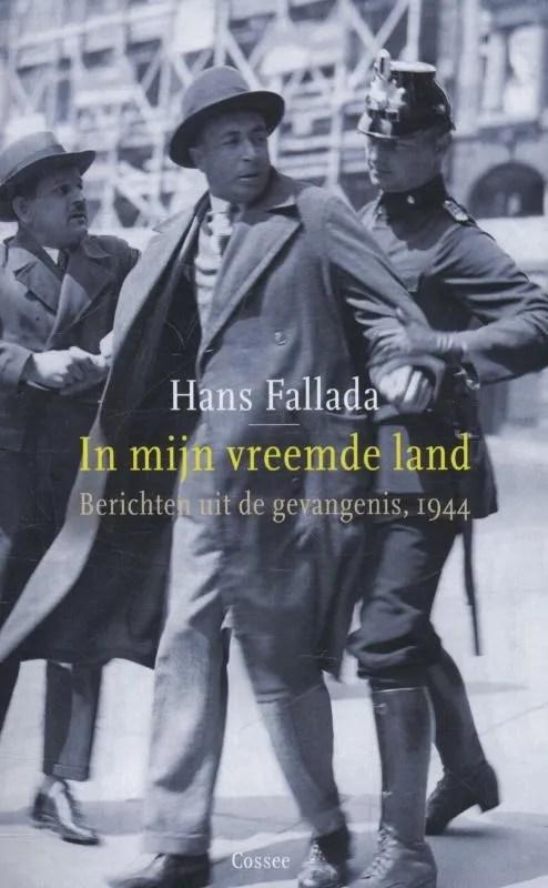 Omslag In mijn vreemde land - FALLADA, Hans
