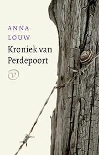 Omslag Kroniek van Perdepoort - Anna Louw