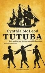 Omslag Het Meisje Van Het Slavenschip Leusden - Cynthia Mac Leod