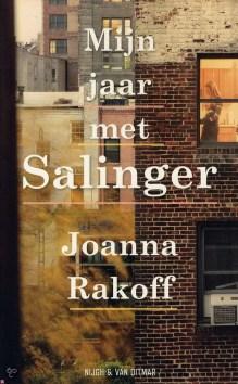 Omslag Mijn jaar met Salinger - Joanna Rakoff
