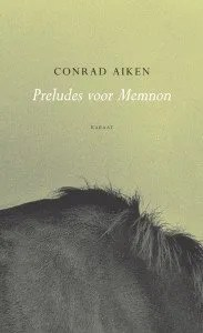 Omslag Preludes voor Memnon  -  Conrad Aiken