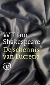 Omslag De schennis van Lucretia  -  William Shakespeare