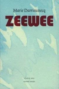 Omslag Zeewee - Marie Darrieussecq
