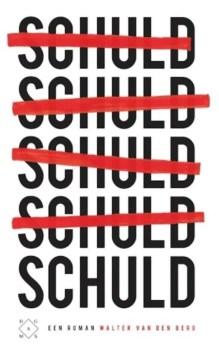 Omslag Schuld - Walter van den Berg