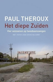 Omslag Het diepe Zuiden - Paul Theroux