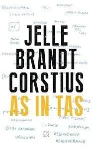 Omslag As in tas - Jelle Brandt Corstius
