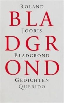 Omslag Bladgrond - Roland Jooris