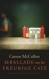 Omslag De ballade van het treurige café - Carson McCullers