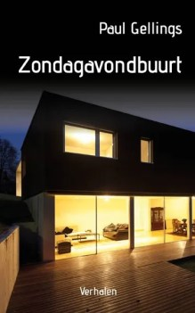 Omslag Zondagavondbuurt - Paul Gellings