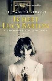Omslag Ik heet Lucy Barton - Elizabeth Strout