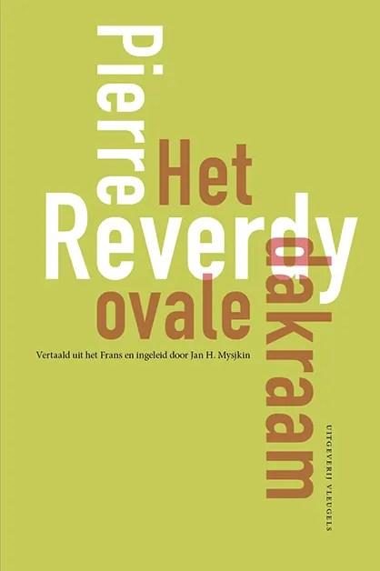 Omslag Ovale dakraam - Pierre Reverdy