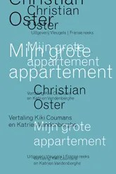 Omslag Mijn grote appartement - Christian Oster