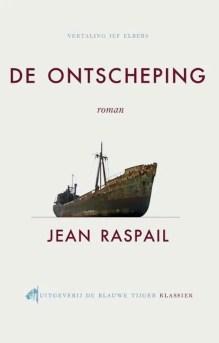 Omslag De ontscheping - Jean Raspail