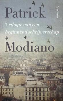 Omslag Trilogie van een beginnend schrijverschap - Patrick Modiano