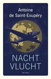 Omslag Nachtvlucht - Antoine de Saint-Exupery