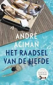 Omslag Het raadsel van de liefde - André Aciman
