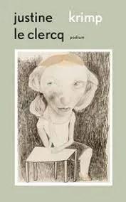 Omslag Krimp - Justine Le Clercq