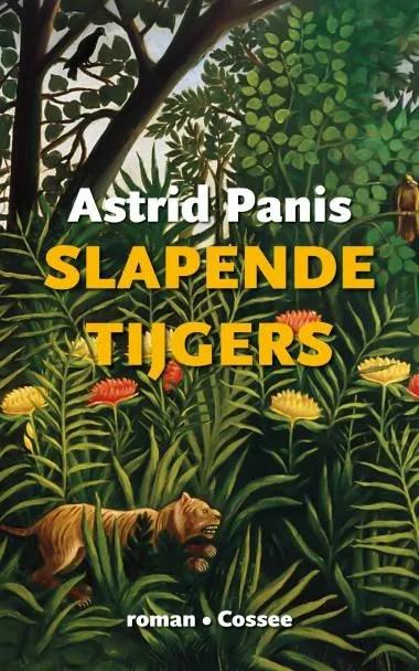 Omslag Slapende tijgers - Astrid Panis