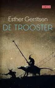 Omslag De trooster - Esther Gerritsen