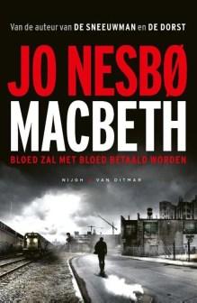 Omslag Macbeth - Jo Nesbø