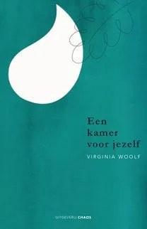 Omslag Een kamer voor jezelf - Virginia Woolf