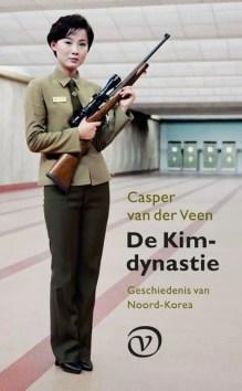 Omslag De Kim-dynastie - Casper van der Veen