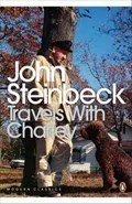Omslag Travels with Charley - John Steinbeck