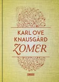 Omslag Zomer  - Karl Ove Knausgård