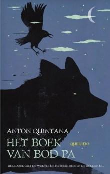 Omslag Het boek van Bod Pa - Anton Quintana