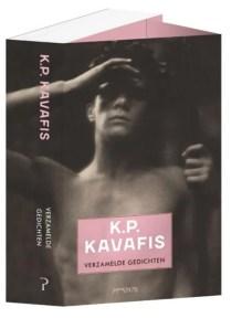 Omslag Verzamelde gedichten - K.P. Kavafis
