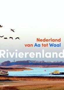 Omslag Rivierenland - Sunny Jansen (auteur), Martin van Lokven (fotograaf)