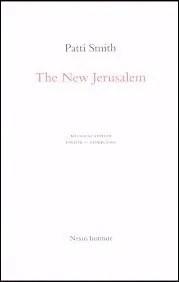 Omslag The New Jerusalem - Patti Smith