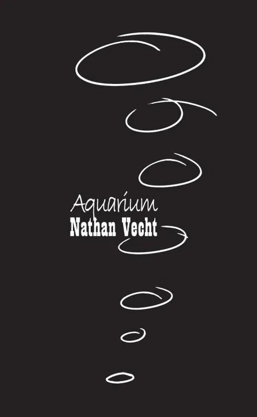 Omslag Aquarium - Nathan Vecht