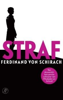 Omslag Straf - Ferdinand von Schirach