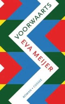 Omslag Voorwaarts - Eva Meijer