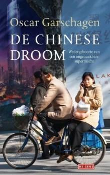 Omslag De Chinese Droom - Oscar Garschagen