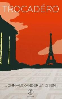 Omslag Trocadéro - John-Alexander Janssen