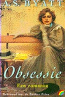 Omslag Obsessie - A. S. Byatt