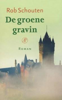 Omslag De groene gravin - Rob Schouten