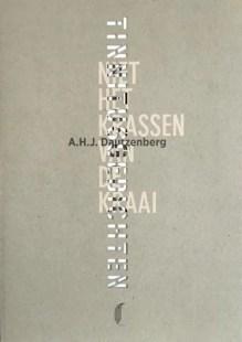 Omslag Niet het krassen van de kraai - A.H.J. Dautzenberg